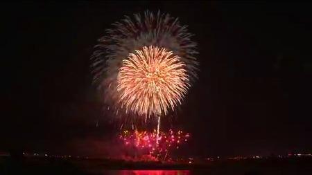 2014秋の花火大会−ふじさわ江の島花火大会 終わりました。