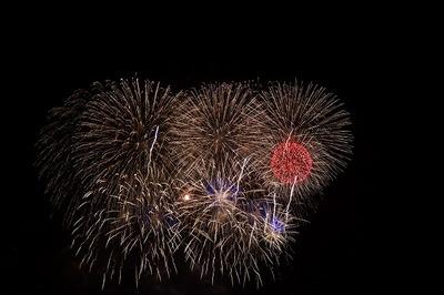 2018年 久里浜ペリー祭花火大会