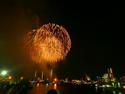 大興奮「神奈川新聞花火大会2015」プログラム