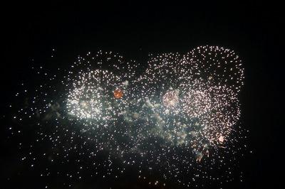 神奈川新聞花火大会(横浜)開催、2013年は自らの煙で・・・