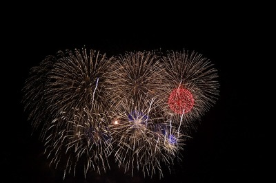 2017年 久里浜ペリー祭花火大会