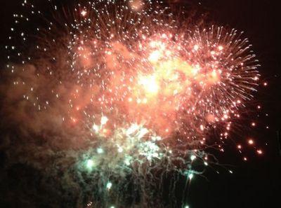 土日花火大会のピークで神奈川県各地で開催!